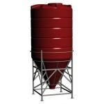 Semi Bulk Storage Silo