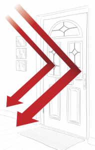 Our composite doors are Energy efficient