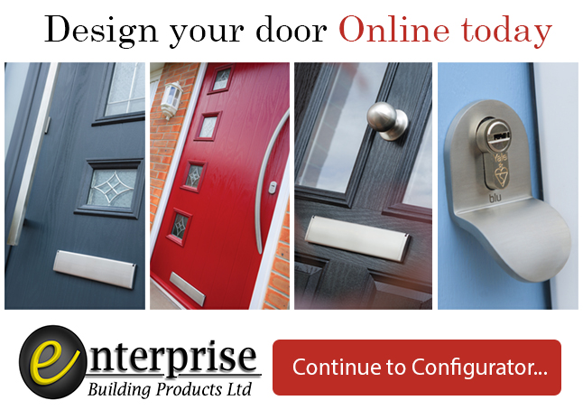 Use our online composite door designer to design your very own composite door
