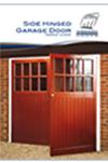 Side Hinged Garage Door Brochure