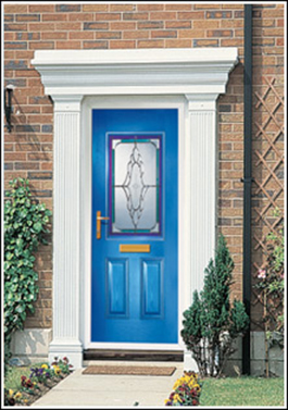 Georgian GRP Door Surrounds