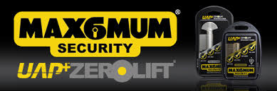 Max6mum Security Cylinder Locks