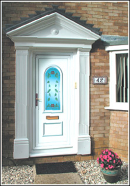 Victorian GRP Door Surrounds : door surrounds - pezcame.com