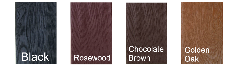 Mock Tudor boards - Replica Wood Colours