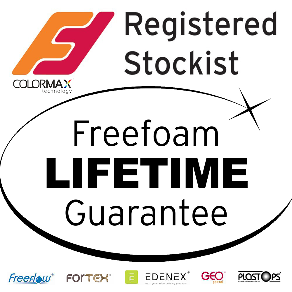 Registered Freefoam Stockists