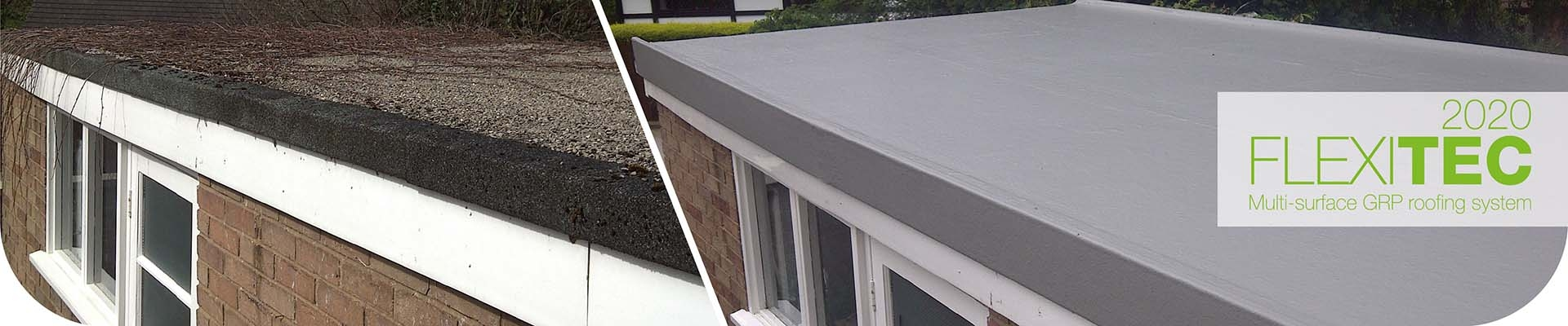 The First Flexible GRP Roofing System with Full Overlay Capabilities