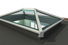 The Elevate Lantern Roof