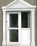 Victorian Door Surround with Extension