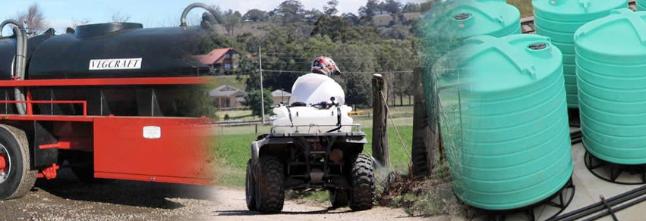 Enduramaxx Agricultural Tanks