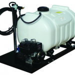 Silver Series Motorised Skid Sprayers
