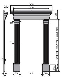 Georgian Dimensions