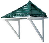 Door Canopies - Helmsey Canopy