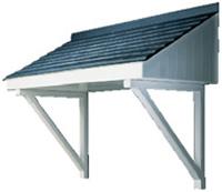 Door Canopies - Langley Canopy