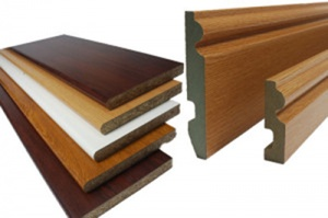Laminated Window Boards