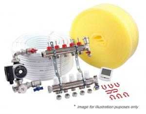 Underfloor Heating Packs from Enterprise Building Products