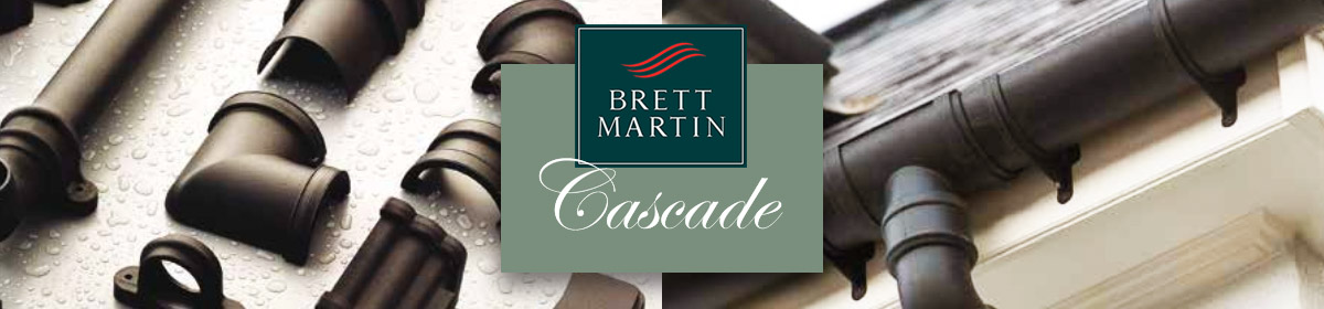 Bret Martin Cascade Cast Iron Effect Products