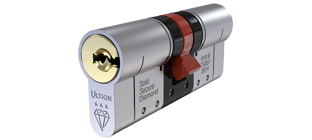 Ultion Locks for ultimate security