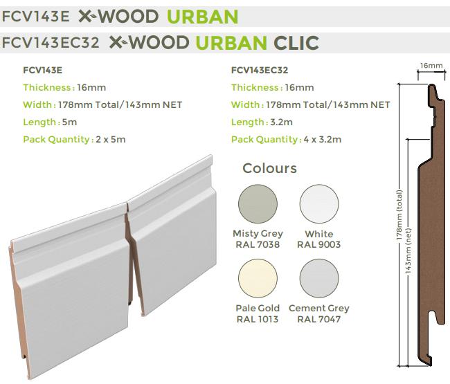 X-Wood Urban