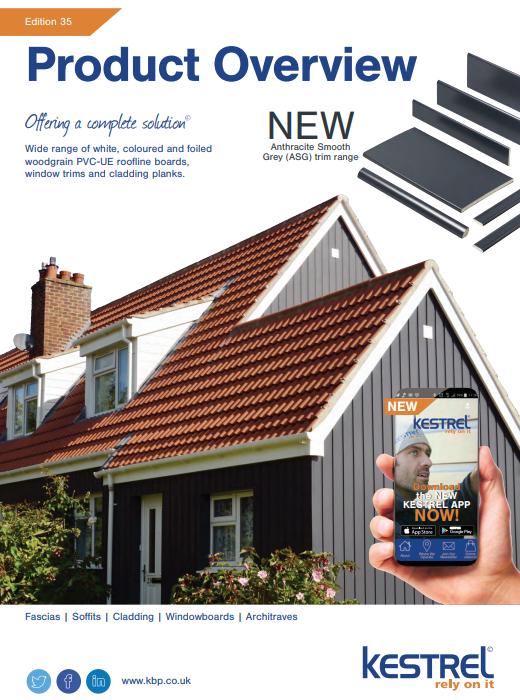 Kestrel Building Products Brochure