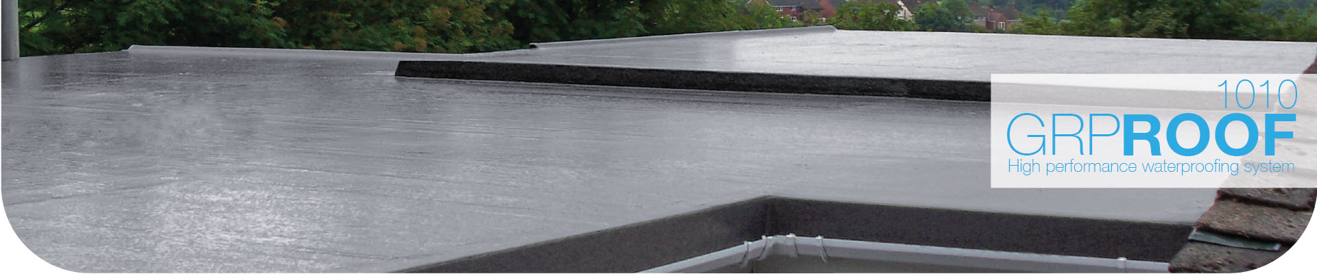 GRP Roof 1010 from Enterprise Building Products Limited